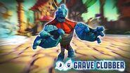 Skylanders Imaginators - Grave Clobber Soul Gem Preview