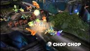 Meet the Skylanders Chop Chop (extended)