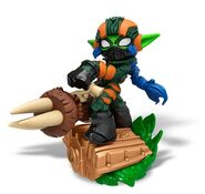 SuperShot Stealth Elf toy