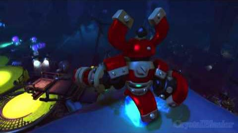 Skylanders Swap Force - Magna Charge Soul Gem Preview (Attract to Attack)