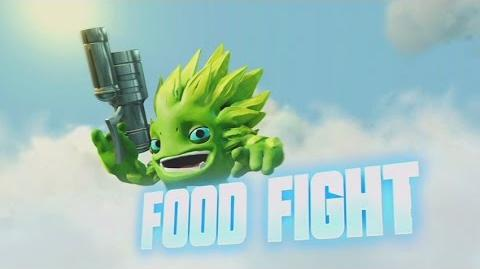 Video - Skylanders Trap Team - Food Fight's Soul Gem ...
