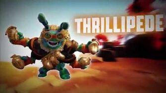 Thrillipede