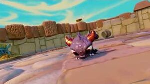 Meet the Mini Skylanders Spry