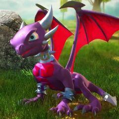 Cynder en el trailer E3 2012 en <a href=