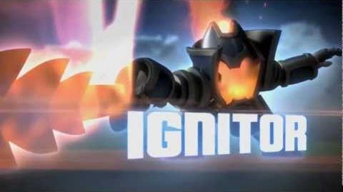 Skylanders Spyro's Adventure GamesCom 2011 Trailer - Ignitor