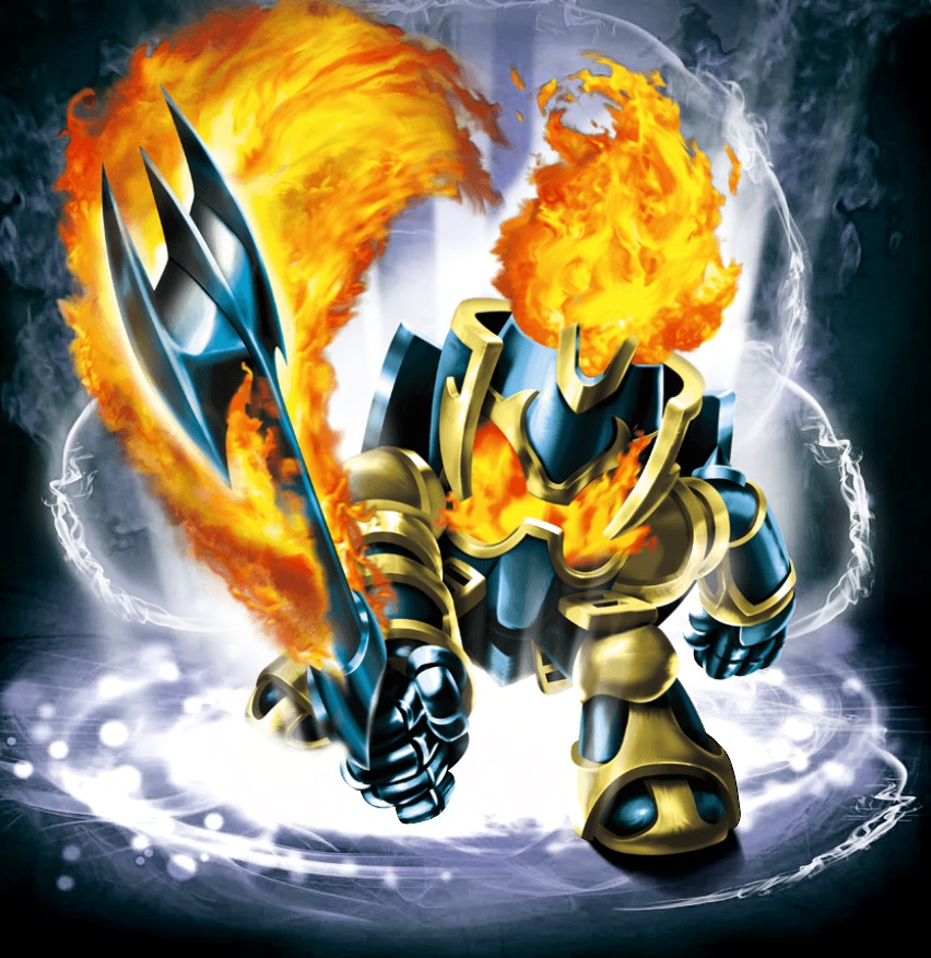 Legendary Ignitor Skylanders Wiki Fandom Powered By Wikia