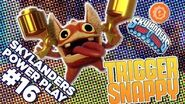 Skylanders Power Play Trigger Snappy