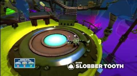 Skylanders Swap Force - Meet the Skylanders - Dark Slobber Tooth