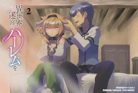 Image Light Novel Volume 2 1 Jpg Slave Harem In The