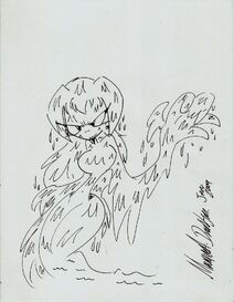 Watergirl Gwen Reed by ralphbear