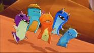 Slugs say hooray