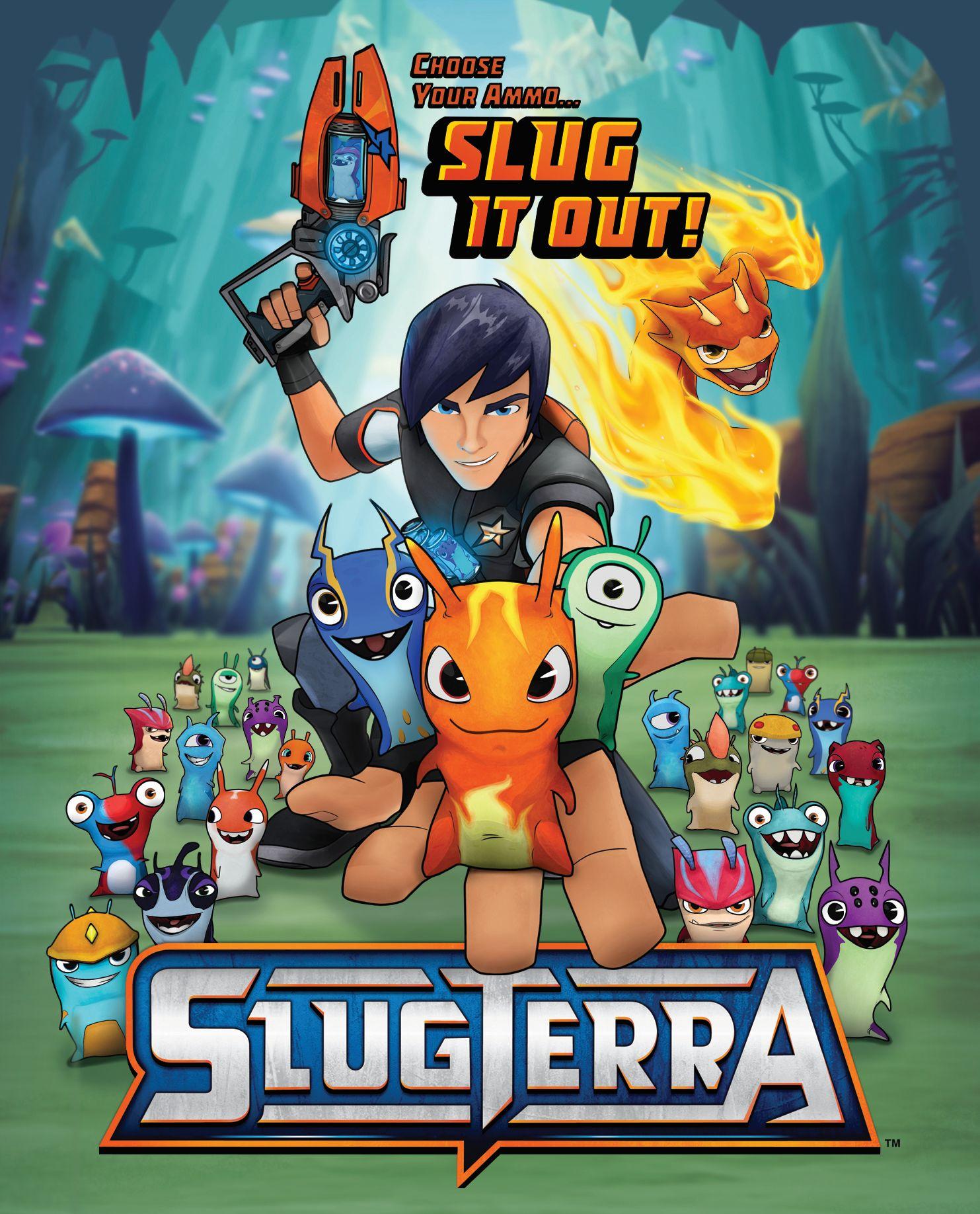 Slugterra Slug it Out Hack