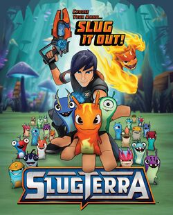 SLUGTERRA CHOOSE YOUR AMMO... SLUG IT OUT!