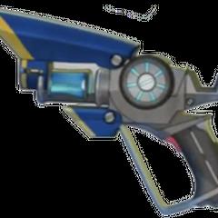 sharpshooting blaster