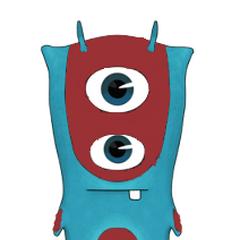 Red Enigmo protoform