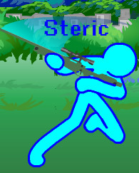 Steric's Character Pose