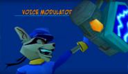 Voicemodulator