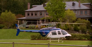 LuthorCorp helicopter