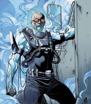 Mr. Freeze - New 52