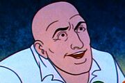 Lex Luthor DCAU LuthorFilmation