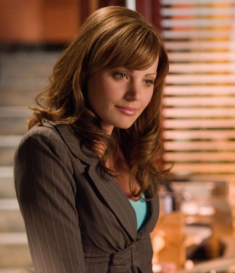 Smallville Season 4 Cast: Lois Lane's Destiny