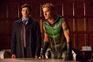 Clark Kent, Oliver Queen, Absolute Justice 4