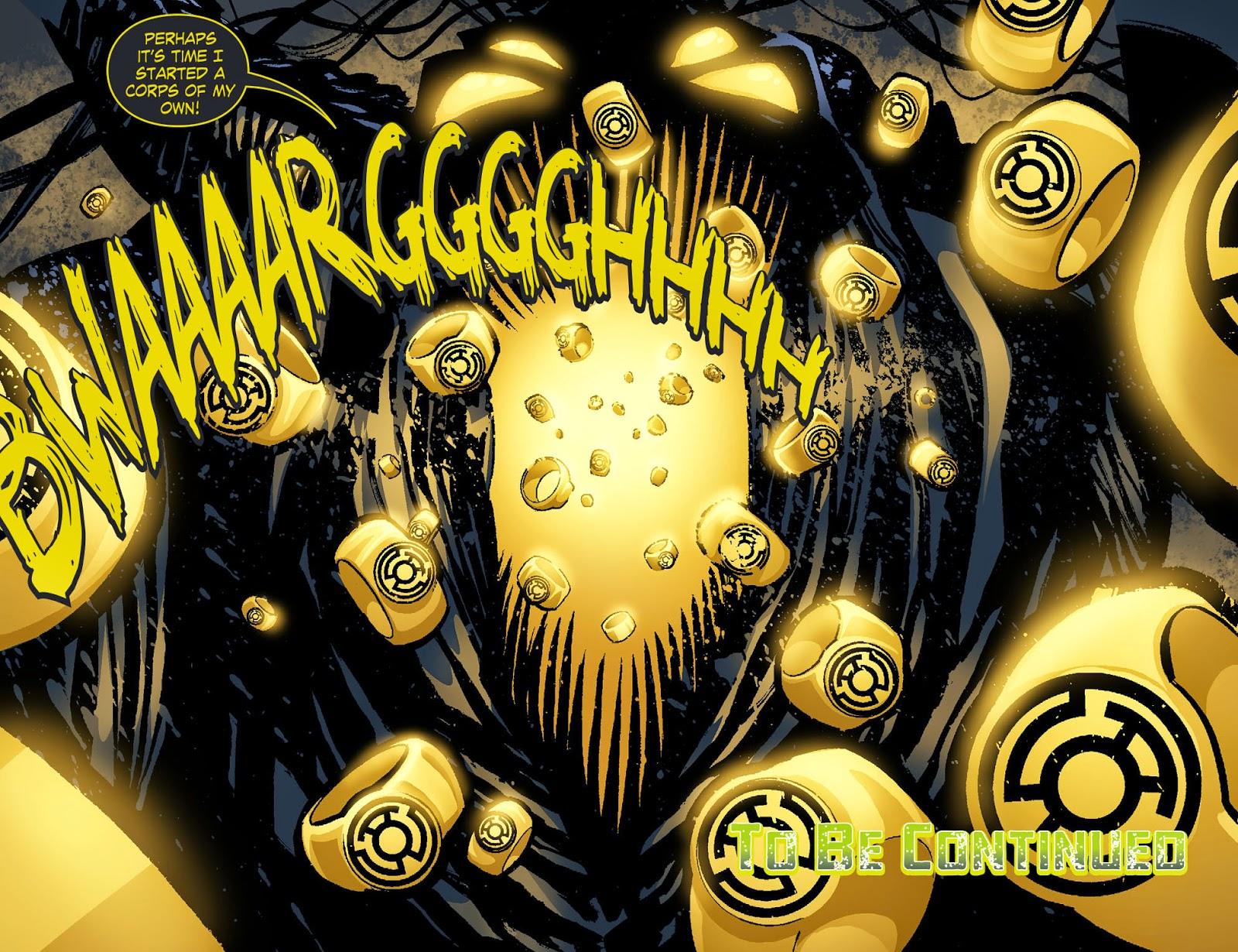 Smallville - Lantern 006 (2014)