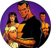 598px-Black Marvel Family 001-1-