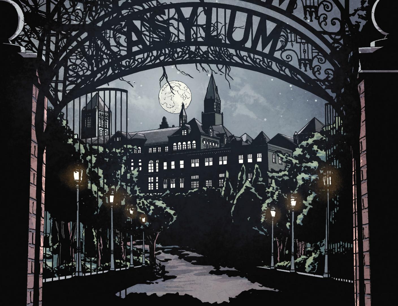 Resultado de imagem para Arkham Asylum