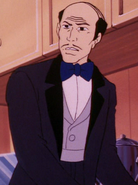 Batman Alfred DCAU SF Alfred