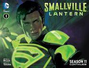 Smallville Lantern 1