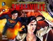 Smallville Warrior 2