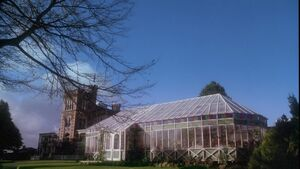 Luthor greenhouse