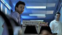 Daily Planet newspaper Smallville 3x09 Asylum Themyscira