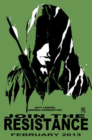 File:Green Arrow SV TV DCNU Comics Green Arrow poster.jpg