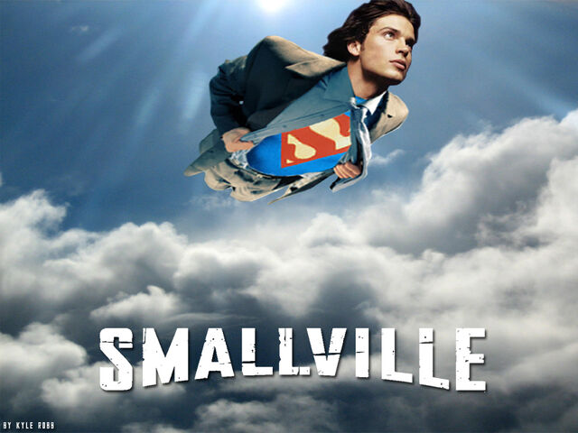 File:Smallville Clark Flying by KyleXY93.jpg
