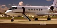 Queen Industries jet