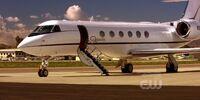 Queen Industries jet