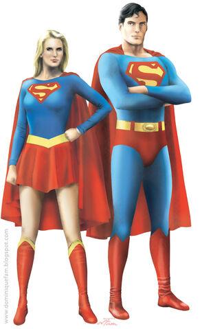 File:Superman and Supergirl.jpg