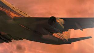 Clark saves AF1