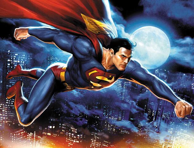 File:Superman in flight by jprart.jpg