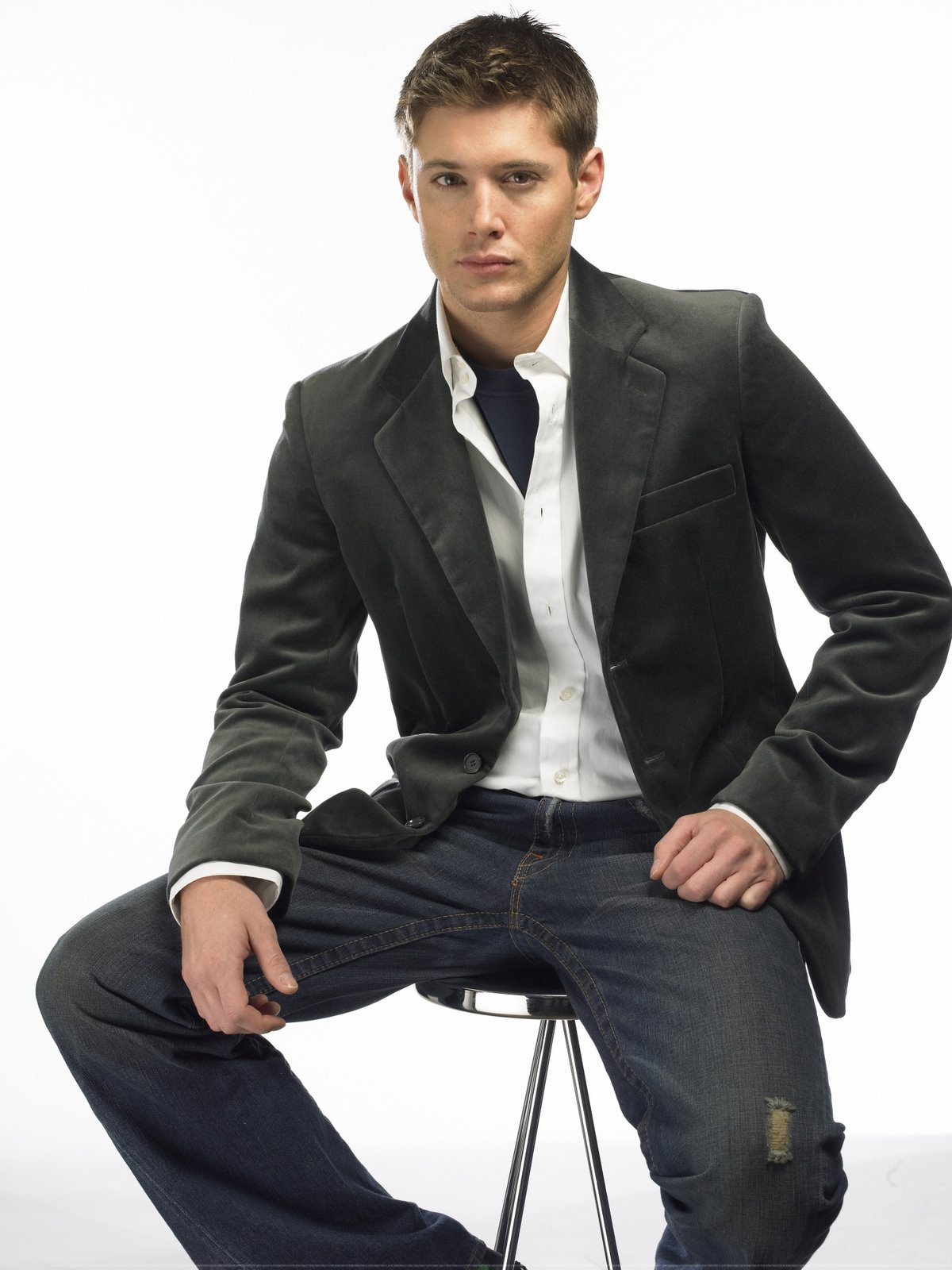jensen ackles rolling in the deep