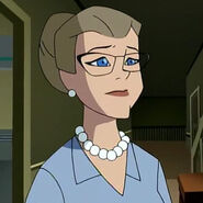Martha Kent Legion of Superheroes