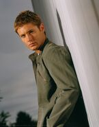 Jensen Ackles Smallville Promotional 6-12