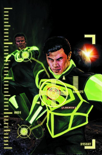 Smallville S11 Lantern I02 - Cover A - PA