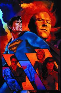 Smallville S11 Continuity I02 - Cover A - PA