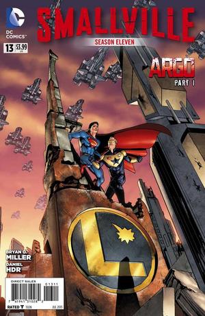 Smallville S11 I13 - Cover A