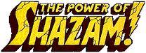 The Power of Shazam Logo