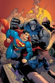 217px-Superman vs Darkseid