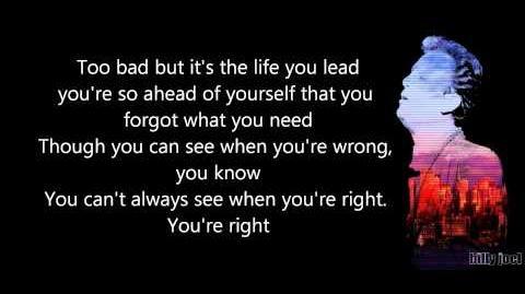 Billy Joel - Vienna (Lyrics)